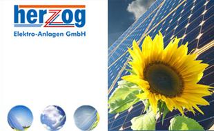 Logo von Herzog Elektro-Anlagen GmbH