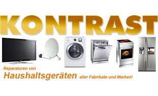 Logo von Kontrast Fernseh- & Waschmaschinendienst