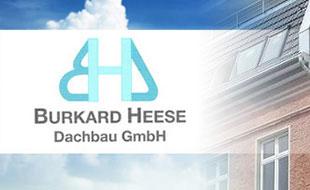 Logo von Burkard Heese Dachbau GmbH