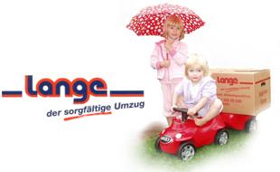 Logo von Lange Transporte und Logistik GmbH & Co. KG