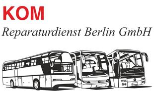 Logo von KOM Reparaturdienst Berlin GmbH