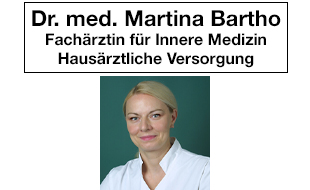 Logo von Bartho Martina Dr. med.