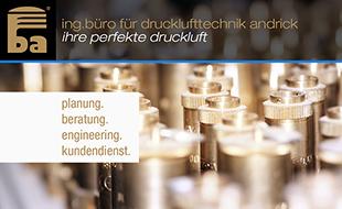 Logo von Andrick, Marcel - Ingenieurbüro für Drucklufttechnik