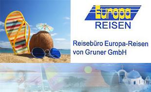 Logo von Europa-Reisen von Gruner GmbH