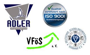 Logo von Adler Hygieneservice GmbH