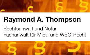 Bild zu Thompson Raymond A. in Berlin
