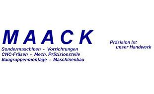 Logo von MAACK Feinwerktechnik
