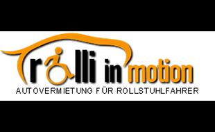 Bild zu rolli-in-motion – die besondere Autovermietung in Berlin