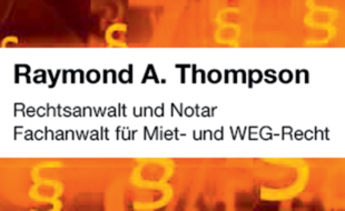 Bild zu Thompson Raymond A. in Berlin