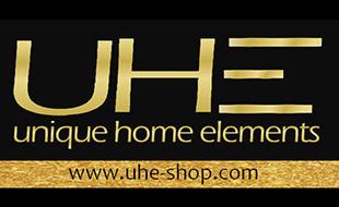 Logo von UHE Shop - unique home elements