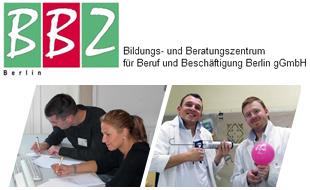 Logo von BBZ Berlin gGmbH