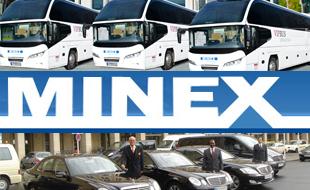 Logo von Autovermietung Minex GmbH