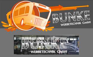 Logo von BUNKE Werbetechnik GmbH - Meisterbetrieb des Schilderhandwerks