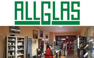 Logo von ALLGLAS Glaserei GmbH