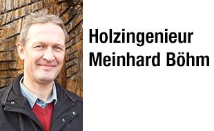 Bild zu Böhm, Meinhard Sachverständiger für Holzschutz und Holztechnik in Berlin