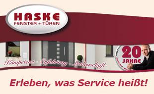 Logo von HASKE - Fenster + Türen