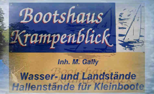 Logo von Bootshaus Krampenblick