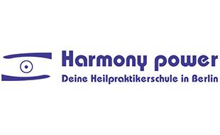 Logo von Harmony Power GmbH, Heilpraktikerschule