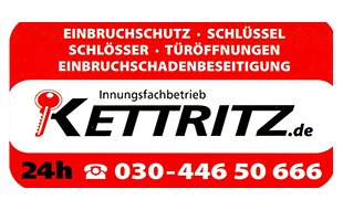 Logo von Frank Kettritz Schlüsselfunddienst & Sicherheitstechnik e. K.