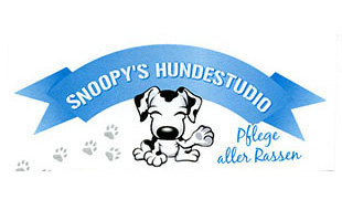 Logo von Snoopy's Hundestudio - Pflege aller Rassen