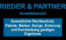RIEDER & PARTNER mbB Patentanwälte-Rechtsanwälte