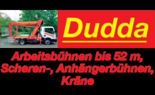 Logo von Dudda Martin Arbeitsbühnen