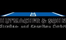 Logo von Hutmacher + Sohn Straßen- und Kanalbau GmbH