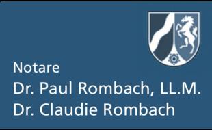 Bild zu Rombach Paul Dr. Rombach Claudie Dr. in Düsseldorf
