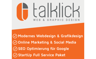 Bild zu talklick web & graphic design in Düsseldorf