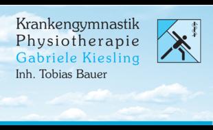 Bauer Tobias, Physiotherapie