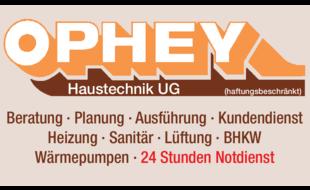 Ophey Haustechnik UG