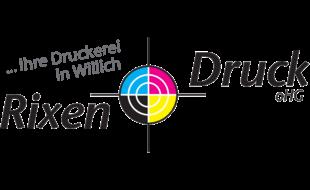 Bild zu Rixen-Druck OHG in Schiefbahn Stadt Willich