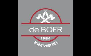 Bild zu de Boer Zimmerei GmbH in Geldern