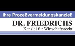 Friedrichs, Dr. Christoph