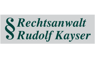 Kayser Rudolf