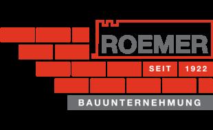 Logo von Bauunternehmung Roemer