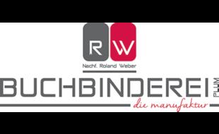 Logo von Buchbinderei Plum