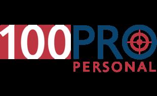Logo von 100Pro Personal GmbH