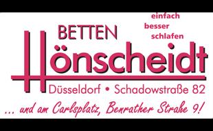 Logo von Betten Hönscheidt