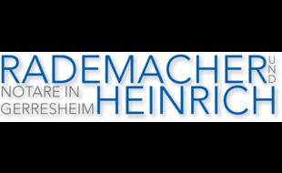 Heinrich und Rademacher
