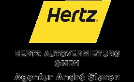 Logo von Hertz Autovermietung GmbH, Agentur Andre Staron