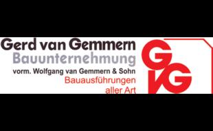 Bild zu Gerd van Gemmern Bauunternehmen in Krefeld