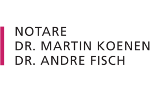 Koenen Martin Dr., Fisch Andre Dr.