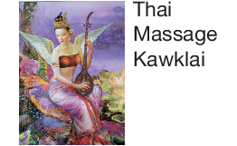 Thai Massage Kawklai
