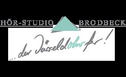 Logo von HÖR-STUDIO BRODBECK
