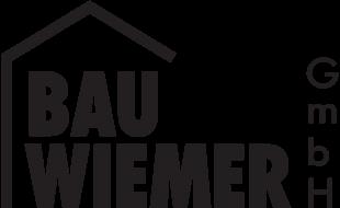 Logo von Wiemer GmbH, Baugeschäft