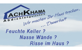 Bild zu Abdichtungstechnik Achkhama - Wir machen ihr Haus dauerhaft trocken! in Geldern