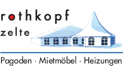 Rothkopf Zelte