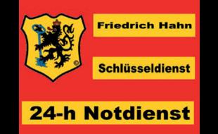 Abrufbereit 24-h Schlüsseldienst Friedrich Hahn