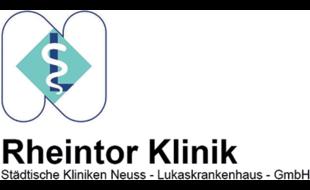 Bild zu Rheintor Klinik, Städtische Kliniken Neuss in Neuss